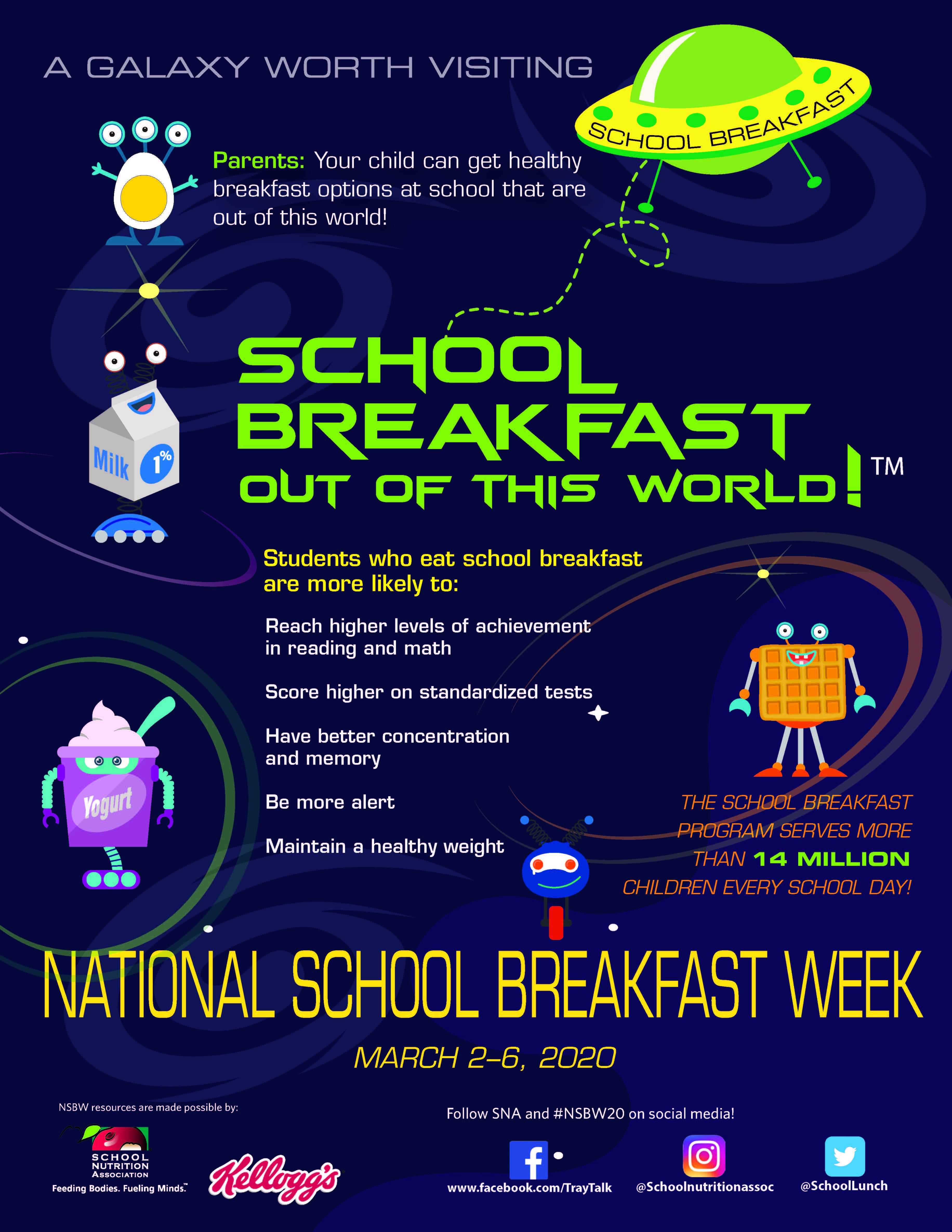 school breakfast