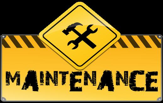 maintenance here